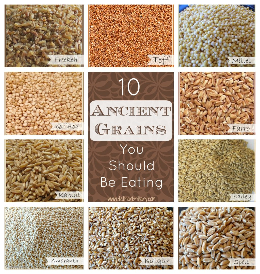 Old World Kitchen 10 Ancient Grains You Should Be Eating Your Choice Nutrition