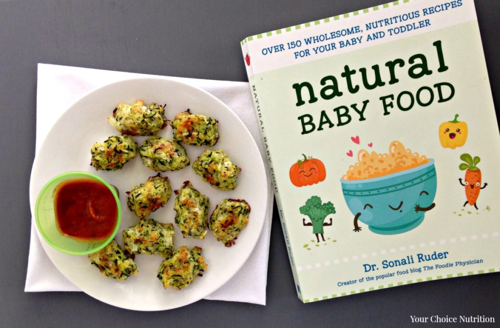 Natural baby food book review zucchini tots recipe your choice natural baby food book review zucchini tots recipe your choice nutrition forumfinder Image collections