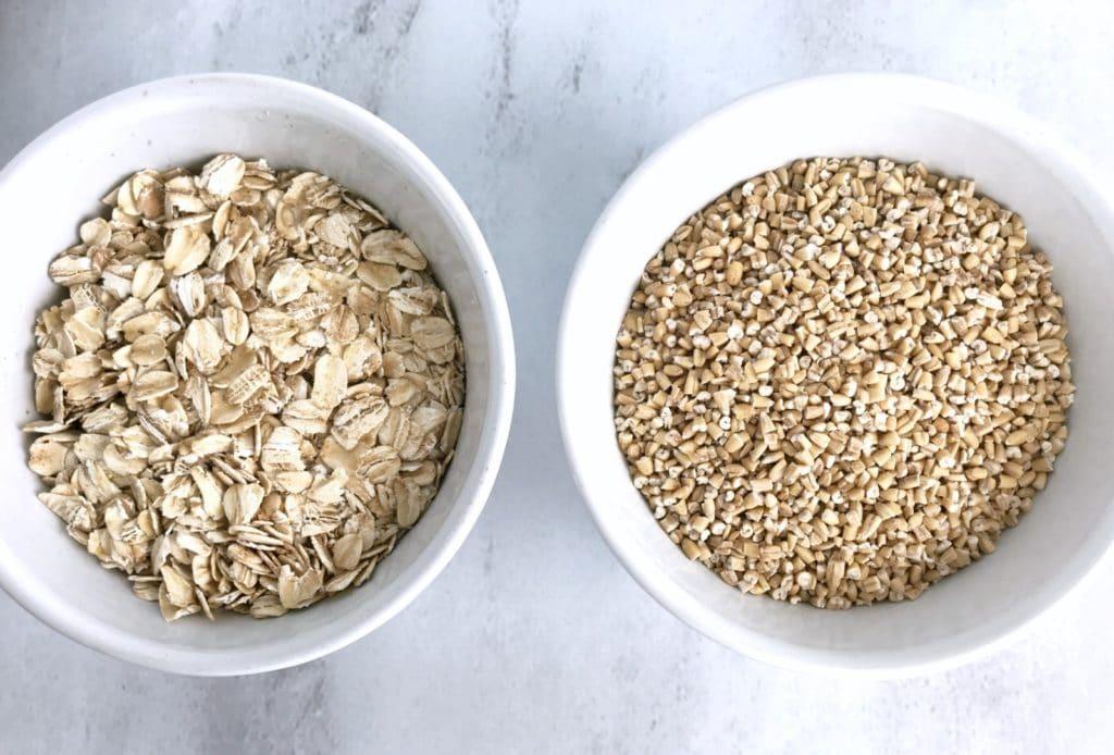 Rolled oats vs. Steel Cut Oats - Your Choice Nutrition